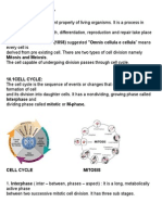 Cell and Development 1
