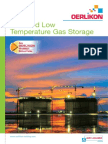 LNG and Low Temperature Gas Storage