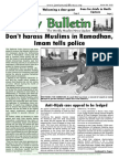 Friday Bulletin 632