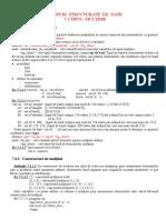 Tipul Multime Pascal