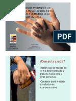 Presentación del programa del alumno ayudante a las familias_ Liceo Castilla