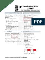 Pembahasan Ps 1 Matematika Ipa Simak Ui Si 2015 Ok