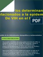 VIH-Determinantes