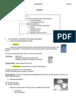 Endodontie - Cours 1