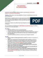 Endodontie - Cours 2