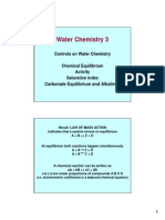 Saturation Index WaterChem3