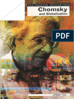 Jeremy Fox-Chomsky and Globalisation (Postmodern Encounters) (1997)