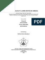 Contoh Cover Presentasi Kasus