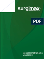 Surgimax® Surgical Instruments Catalogue