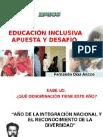Educación Inclusiva Fer-pro