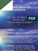 1. TEORIA ARTEI CA EXPRESIE.ppt
