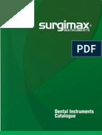 Surgimax® Dental Catalogue