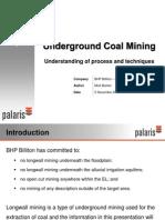 Underground Coal Mining Presentation_Dec 2011