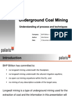 Underground Coal Mining Presentation_Dec 2011