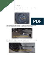 CV Boot Replacement on PASSAT B5