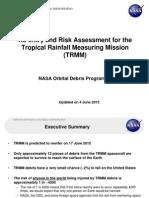TRMM Reentry Risk Assessment FINAL 20150604
