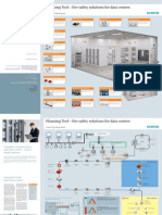Fire Safety Solutions for Data Centers SIEMENS