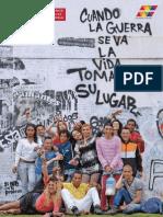 Cuando la guerra se va, la vida toma su lugar. Informe DDHH LGBT 2013 -2014 - informe completo