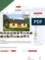 Projekt Domu Delicja 88,2 m2 _ Extradom