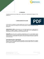 Estandar de Instalacion 2G Flexi Multiradio BTS v1 2