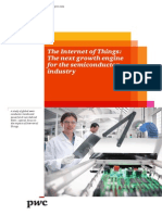 Pwc Iot Semicon Paper May 2015 Internet of Things