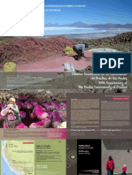 10th Anniversary of the Andes Community of Practice, CCRP Report
