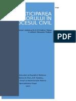 Participarea Procurorului În Procesul Civil (Восстановлен)