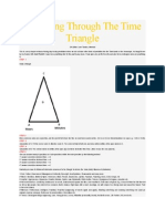 Predicting Through the Time Triangle