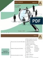 Introducción a la auditoría de sistema de gestión