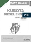 Kubota D902 Manual