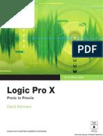 Apple Logic ProX