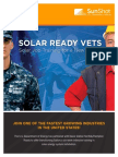 SolarReadyVets Training Navy Final Eflyer