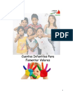 Cuentos Infantiles Para Fomentar Valores