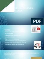 Urgencias Medicas en Odontologia