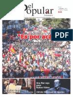 El Popular 311 Órgano de Prensa Oficial del Partido Comunista de Uruguay