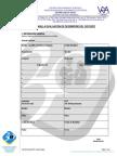 Formato Evaluacion Desempeno Docente 2009