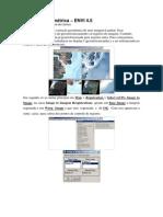 Correção Geométrica Registro ENVI