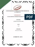 deontLa Certificación y Re certificación de los Contadores Públicos Colegiados en el Perúologia