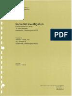 Investigação para Remediação - Modelo de Relatório