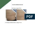 Status Dermatologi