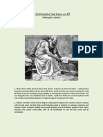 If Archimedes Had Been an Elf PDF Doc_ENG