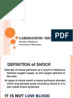 7. Cardiogenic Shock