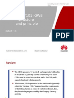 22. OWG007101 IGWB Hardware and Principle ISSUE 1.0
