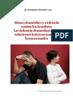 Abuso doméstico y violencia contra los hombres
