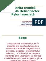 Tofan Gastrita HP Asociata
