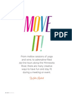 Julie Kendrick for Meetings +Events -- Move it!