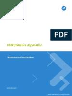 Motorola GSM Statistics