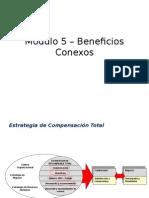 Modulo 05 - Beneficios Conexos