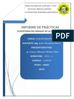 Info Agroforesteria