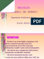 Measles morbili